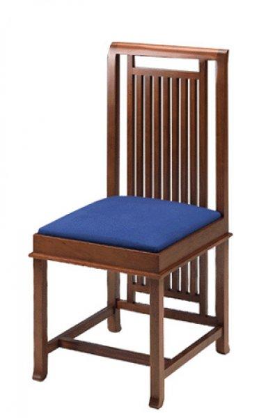Sedia chair frank lloyd wright for Sedia barrel wright