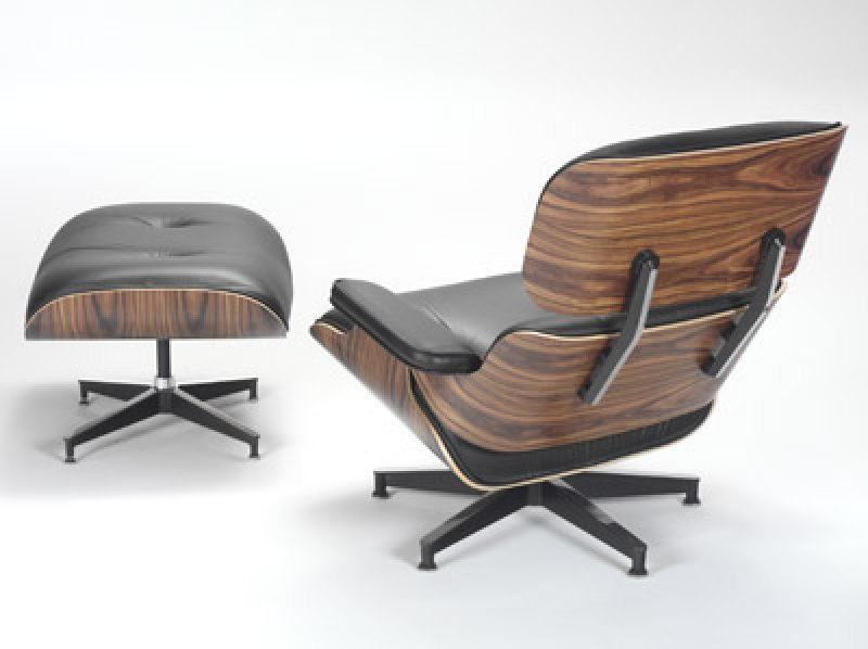Poltrona Charles Eames Longue Chair