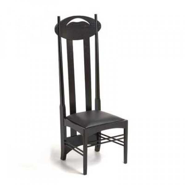 sedia bocca argyle charles rennie mackintosh. Black Bedroom Furniture Sets. Home Design Ideas
