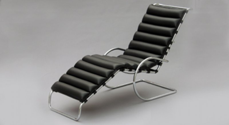 Chaise Longue Ludwig Mies Van Der Rohe