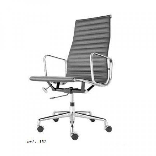 sedia poltrona ufficio Charles Eames