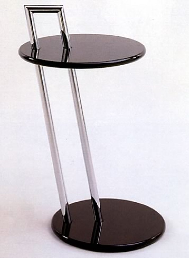 tavolino eileen gray coffe table. Black Bedroom Furniture Sets. Home Design Ideas