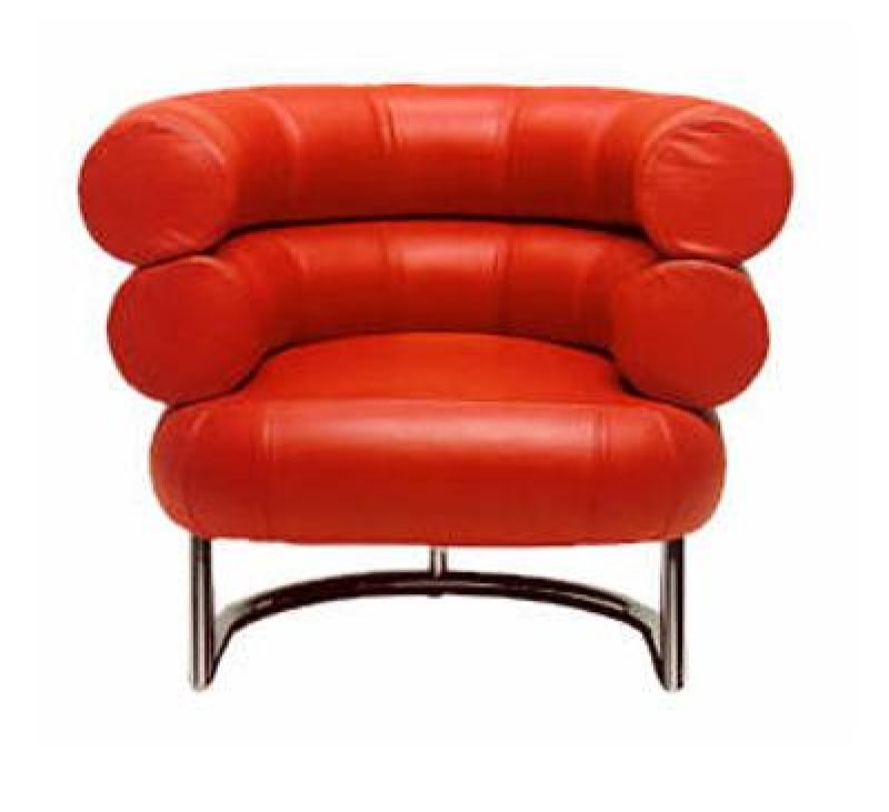 Poltrona Bibendum Armchair Eileen Gray