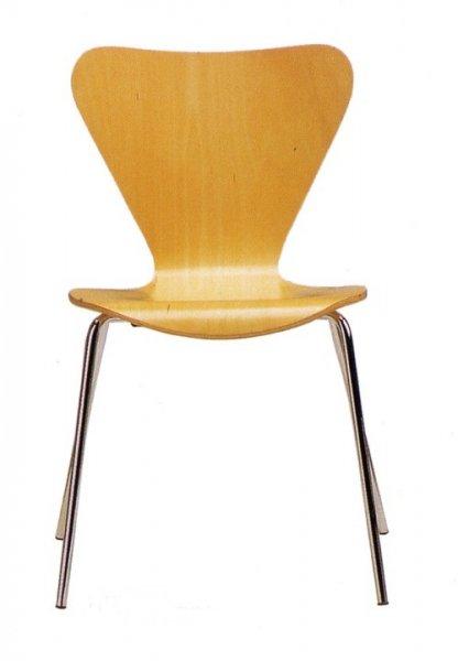 sedia serie 7 arne jacobsen. Black Bedroom Furniture Sets. Home Design Ideas