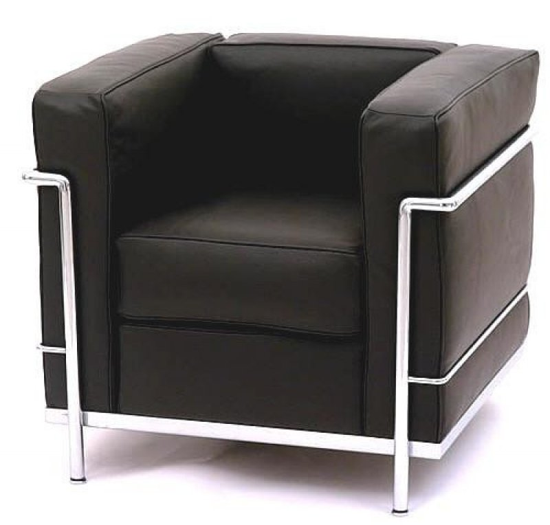 le corbousier armchair lc2 chairs pinterest. Black Bedroom Furniture Sets. Home Design Ideas