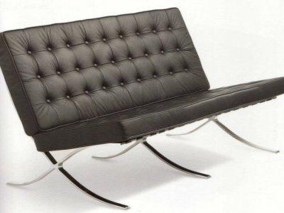 Divano Barcelona Ludwig Mies Van Der Rohe