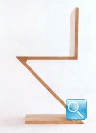 Gerrit thomas rietveld design bauhaus tavolini e sedie di for Sedia zig zag cassina prezzo