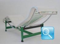 Chaise longue Le Corbusier da esterno