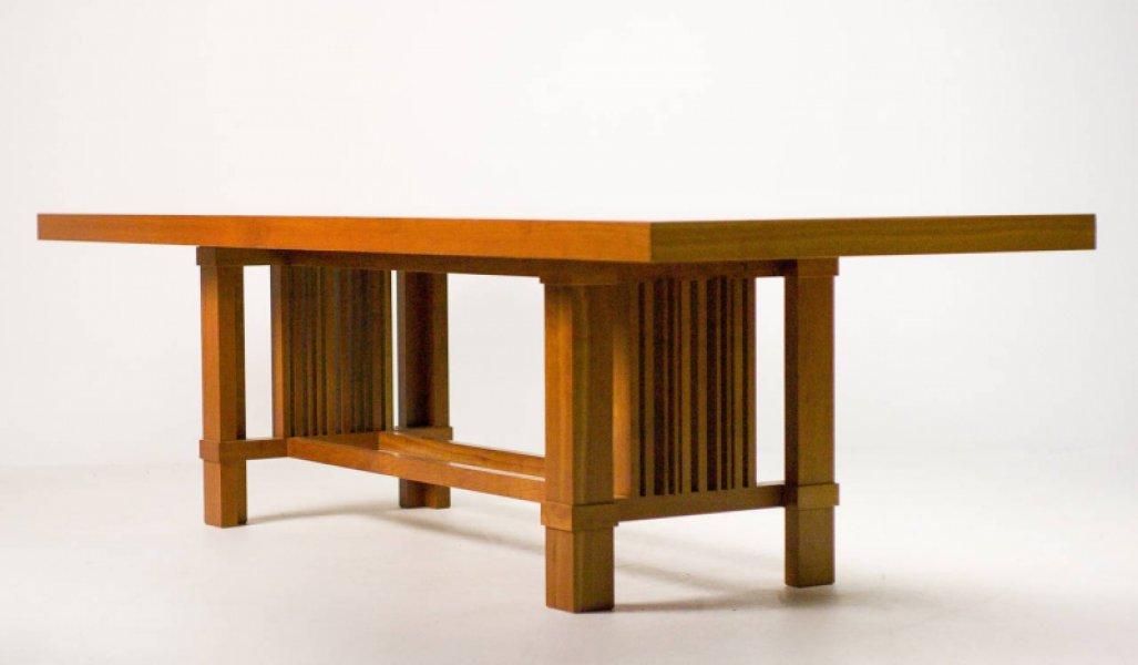 Tavolo Taliesin Table Frank Lloyd Wright