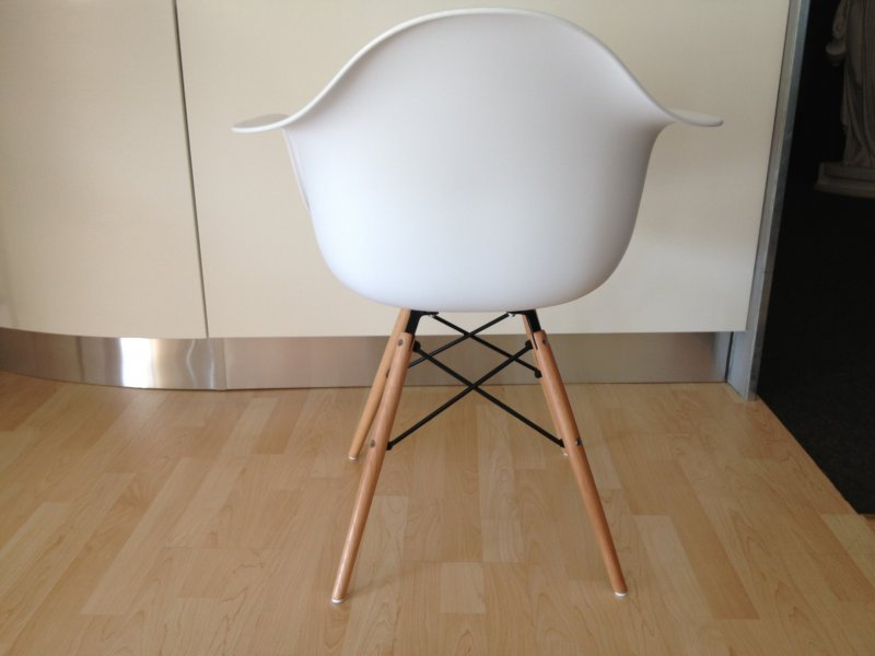 Dsw chair charles eames for Repliche lampade design